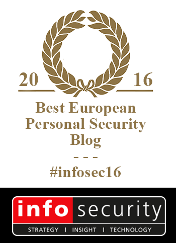 #infosec16  SecurityAffairs Best European Personal Security Blog