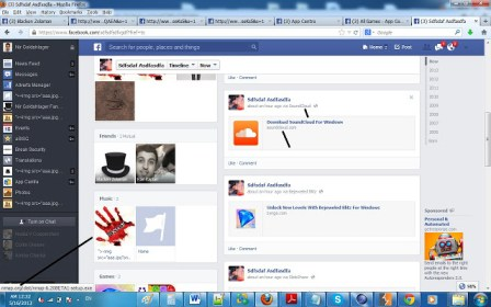 Facebook - app spoofing