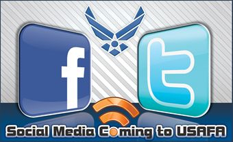 social media US air force