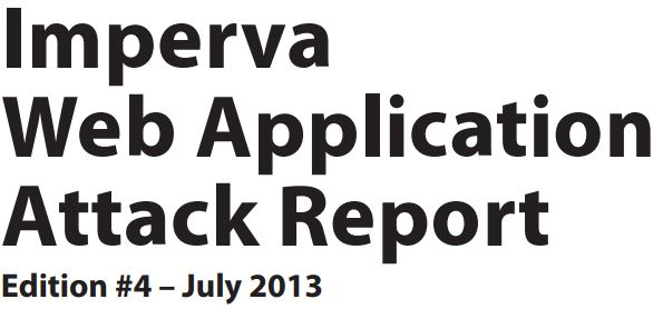 Web Application Attack Report US is primary source of