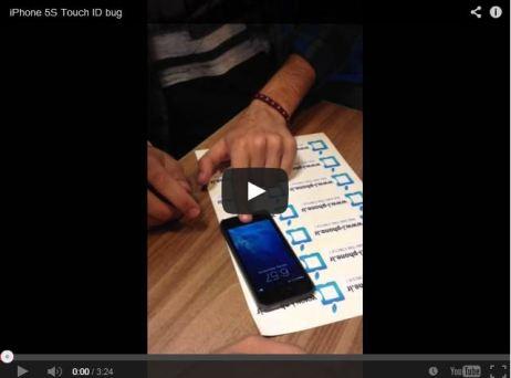 TouchID bug iOS 7_0_2