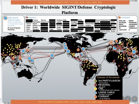 nsa compromised 50000 networks