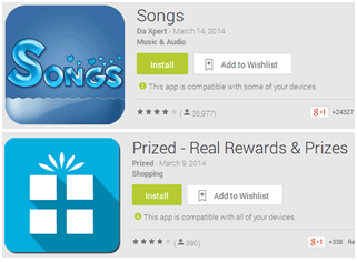 Android CoinKrypt malware Google Play
