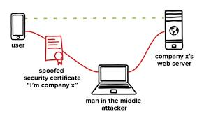 Who and how is using forged SSL certificates worldwide
