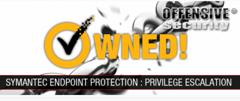 Symantec end point protection hacked antivirus