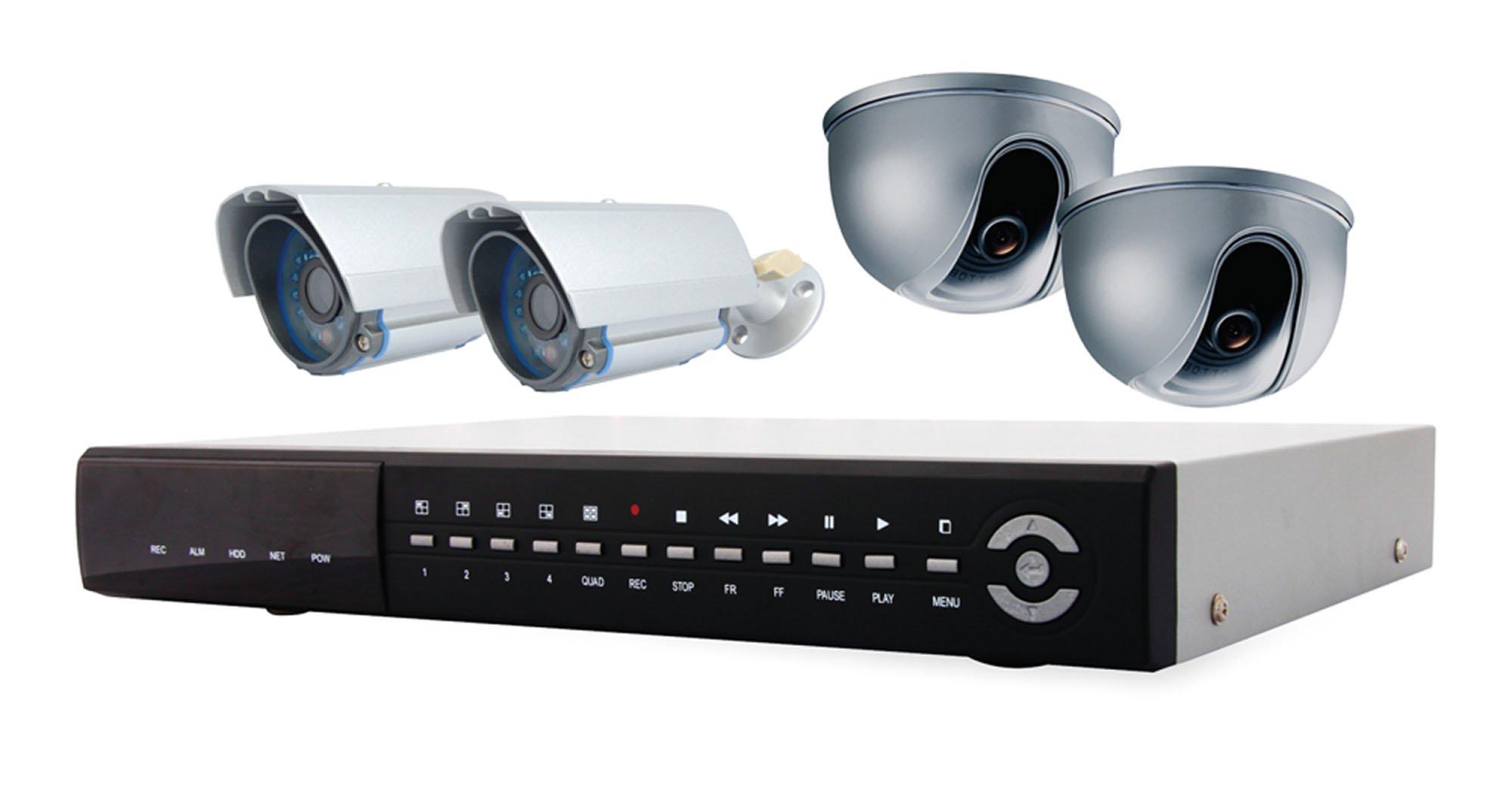 DVR surveilance
