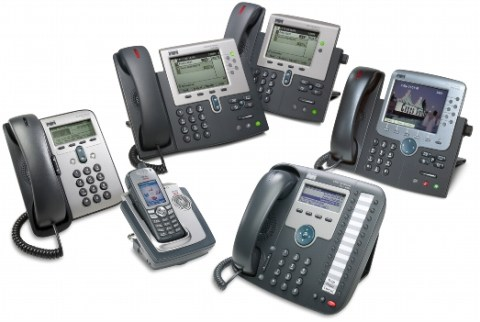 CISCO SPA300 and SPA500 IP phones 2