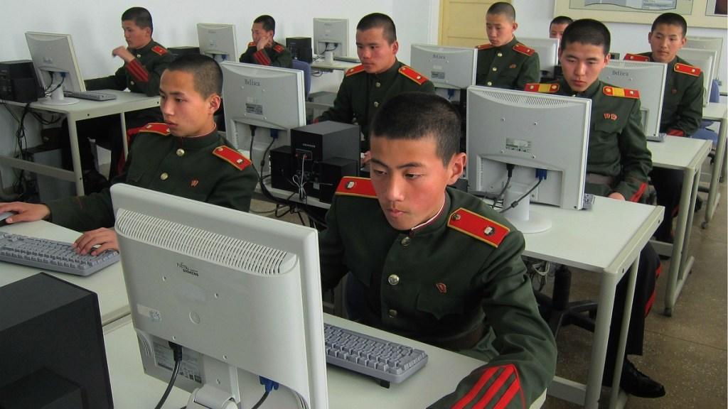 north korea hackers