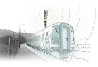 European Rail Traffic Management System train