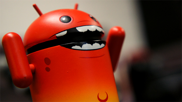 android DDoS malware