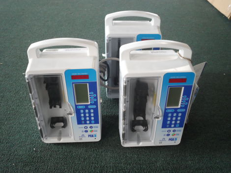 Hospira Inc medical drug infusion pumps