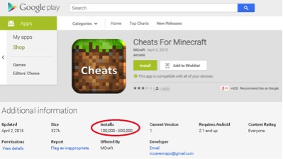 Minecraft cheat-scareware-2