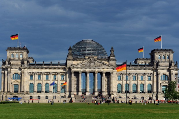 Russian Interference Bundestag