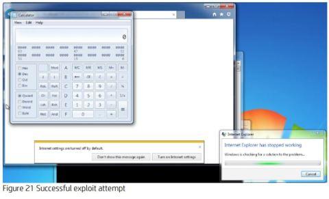 IE exploit
