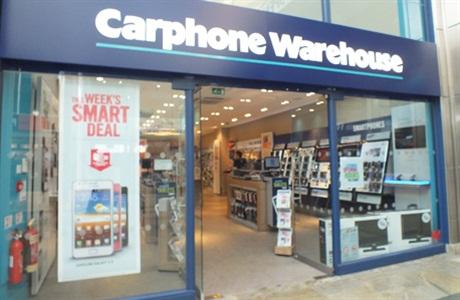 Carphone Warehouse hack