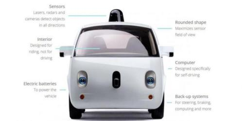 driveless-cars google