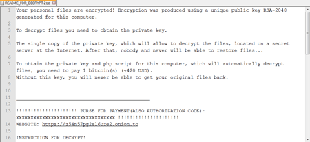 resume files locked by linux encoder with decryption toolsecurity