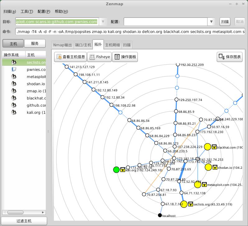Nmap 7 Zenmap network scanner tool - Security Affairs