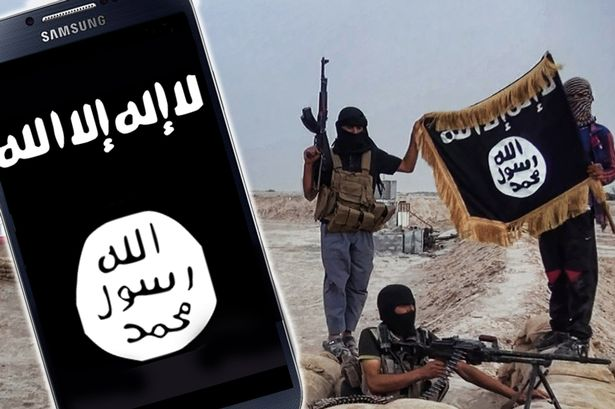 ISIL mobile app