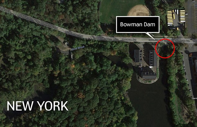 iranian hackers violated ICS New York Dam