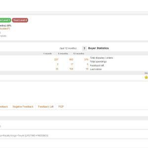 Black marketplace - 50c buys login for stolen media ... Marketplace Login