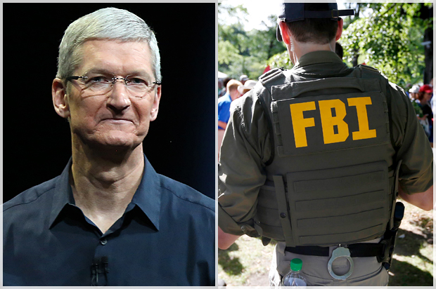 San Bernardino case Apple vs FBI