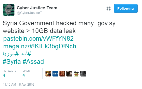Cyber Justice Team