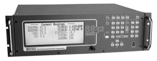 ICS ESC 8832 Data Controller