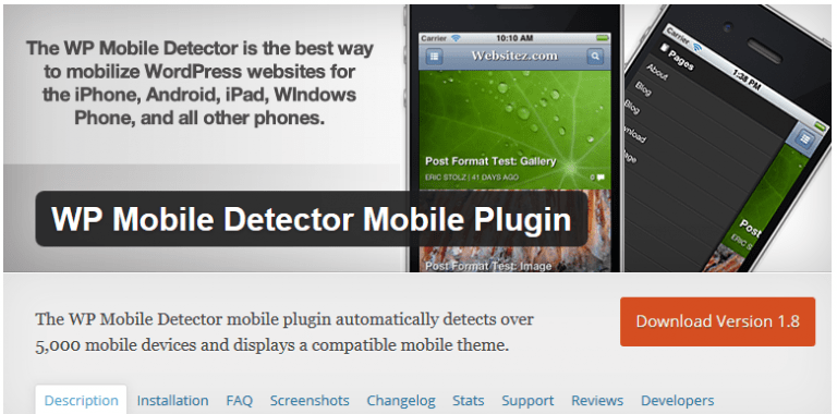 WordPress Plugins to Create a Mobile Friendly Website