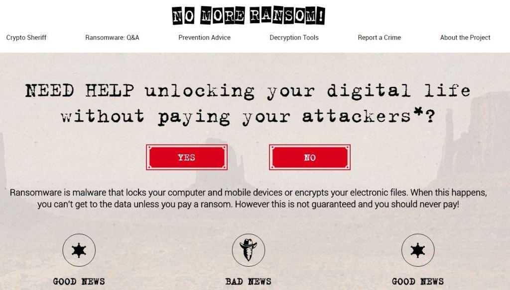 Cryakl ransomware