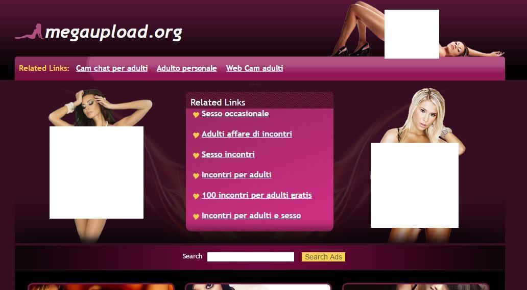 megaupload.org adult content censored