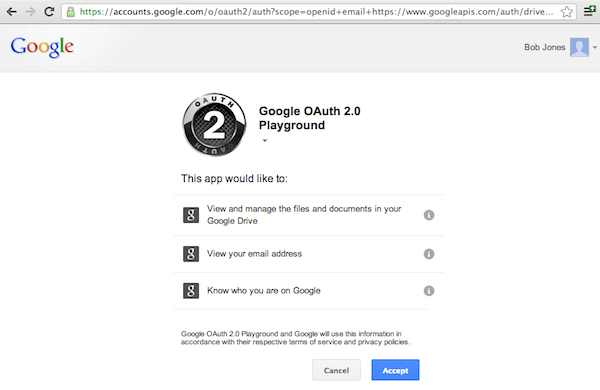 One oAuth 2.0 hack, 1 Billion Android App Accounts