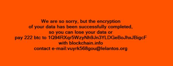 KillDisk Malware