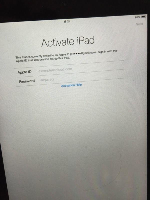 bypass Apple activation lock
