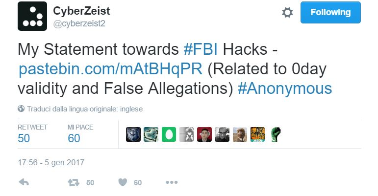 FBI hack