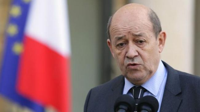 French Minister Le Drian on cyber espionage
