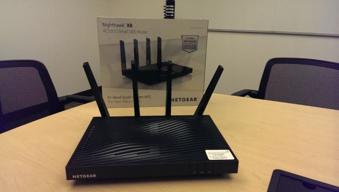 R8500 Netgear routers
