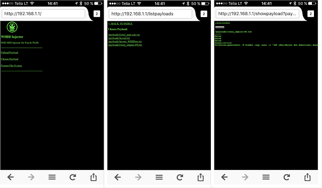 WHID Injector: How to Bring HID Attacks to the Next LevelSecurity