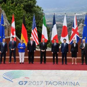 The G7 expresses its concern over ransomware attacks