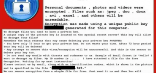 crysis ransomware
