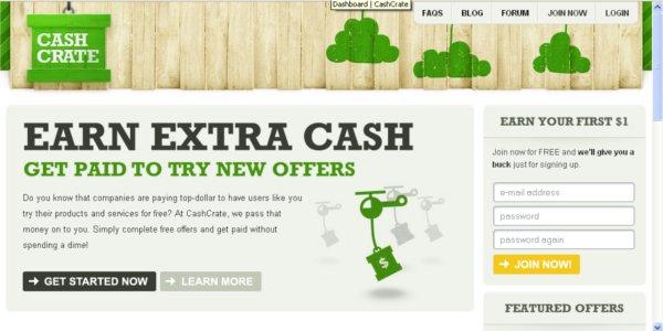 CashCrate Cash-for-Surveys Site breached