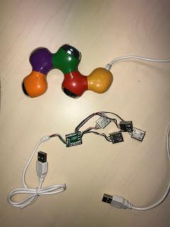 WHID 1 USB HUB