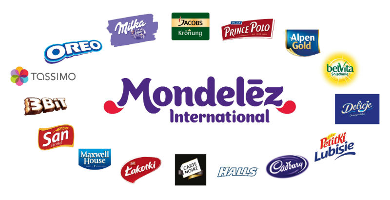 Mondelez International and Reckitt