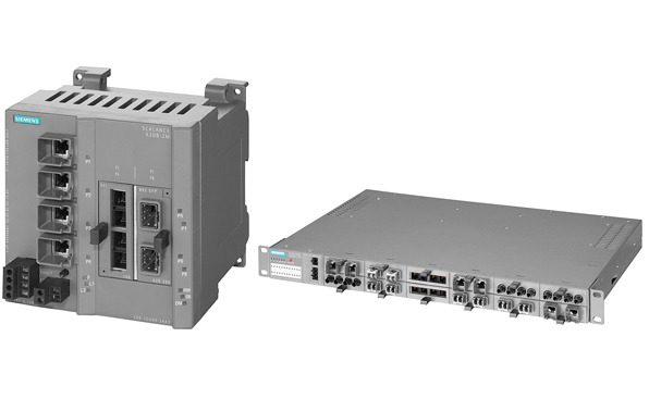 Siemens industrial switches