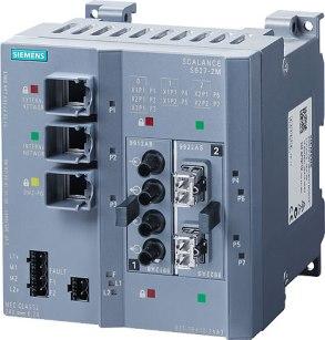 Dnsmasq Siemens SCALANCE products