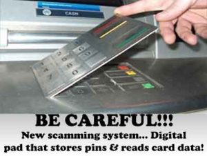 ATM Smart Shield Detector