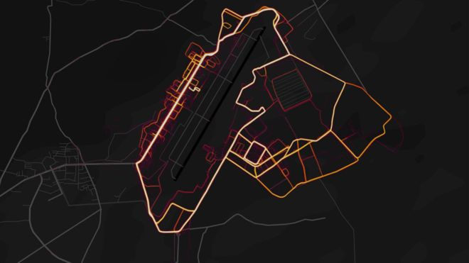 Strava Tracking app military bases  - Strava Tracking app - Military personnel improperly used Fitness Strava Tracker exposed their basesSecurity Affairs
