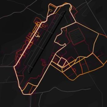 Internet Companies Near Me >> Military personnel improperly used Fitness Strava Tracker ...