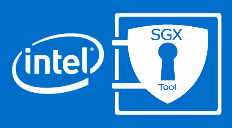 Intel SGX enclaves