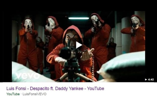 despacito hacked